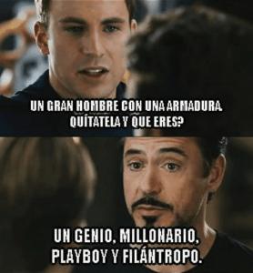 Frases Marvel Avengers