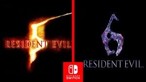 E32019 | Resident Evil 5 y 6 con Nintendo Switch