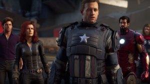 #E32019 | Square Enix estrena trailer de Marvel´s Avengers