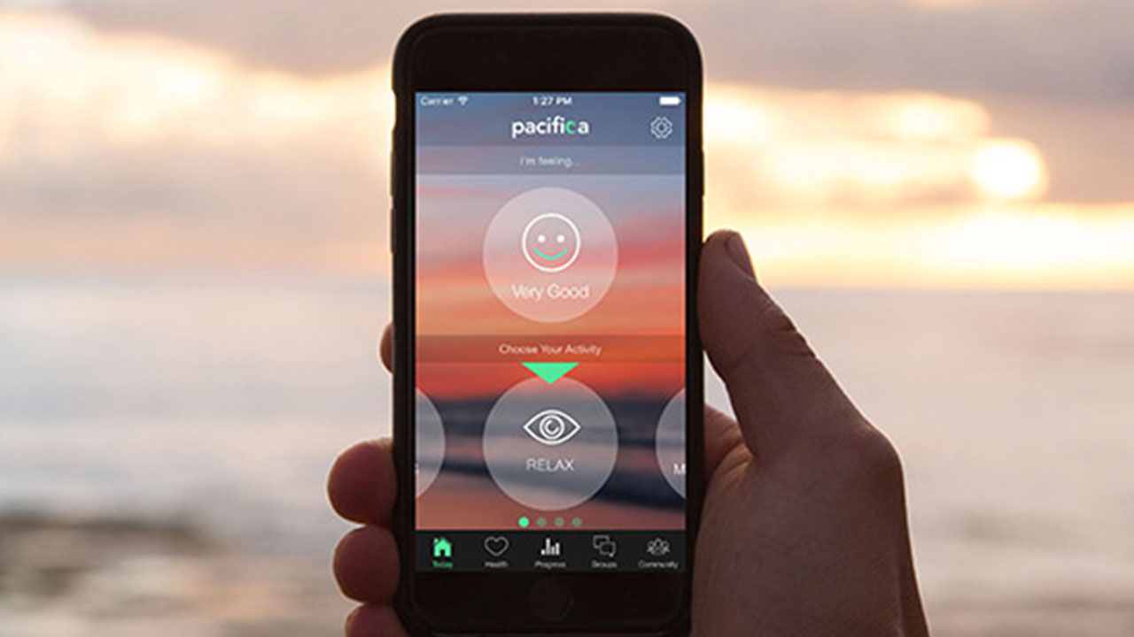 Apps para reducir el estrés