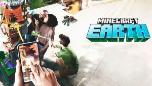 Llega Minecraft Earth en realidad aumentada