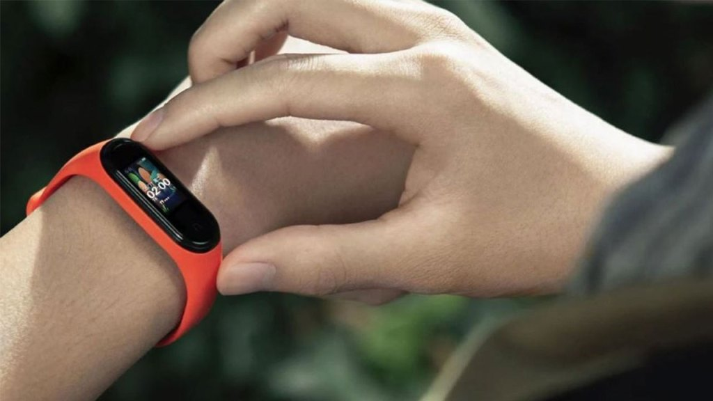 Llega la nueva Xiaomi Mi Smart Band 4