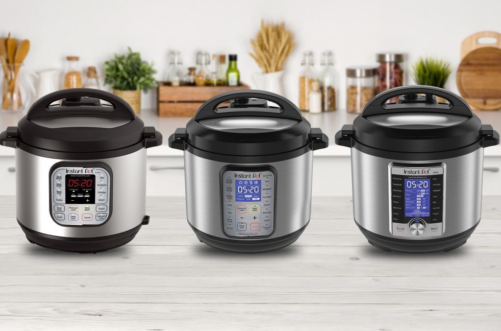 Necesitas una de estas Instant Pot en tu cocina