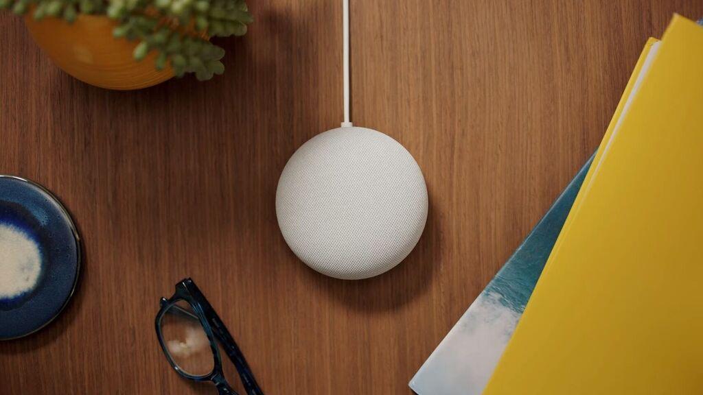 Se presenta Google Nest Mini: se actualiza el altavoz  inteligente Google Home
