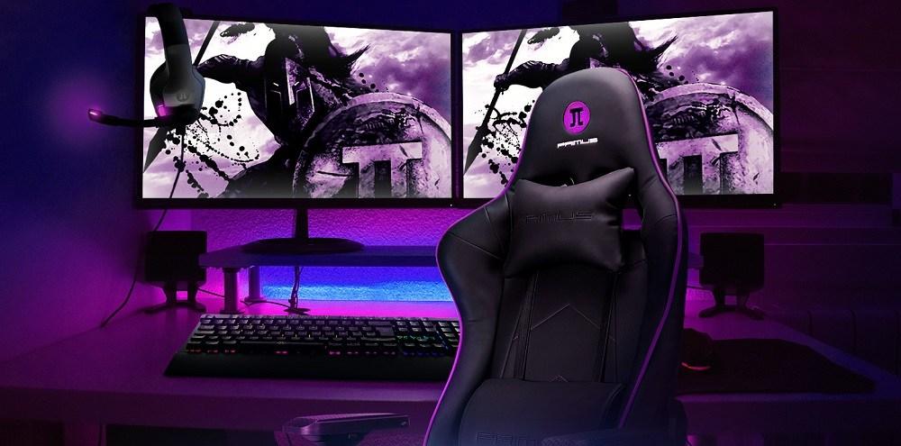 Las mejores sillas de gaming, porque esto no es un juego