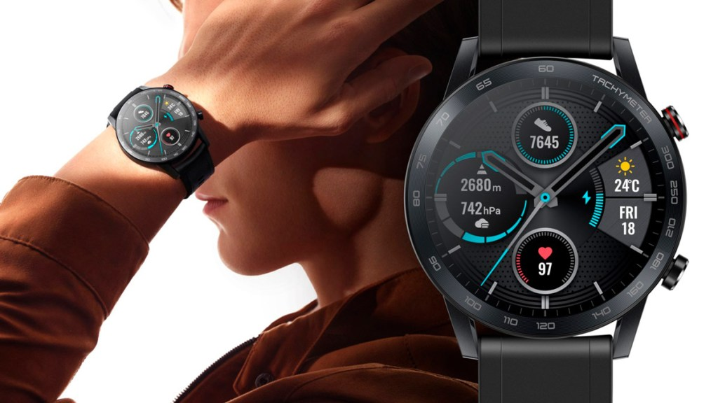 Honor Magic Watch 2: Lleno de funciones fitness, pero ¿supera a sus rivales de Android Wear?