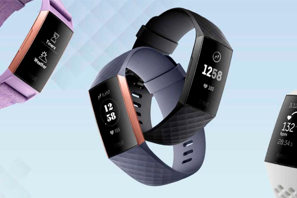 Llega más lejos que nunca con el nuevo Fitbit Charge 4