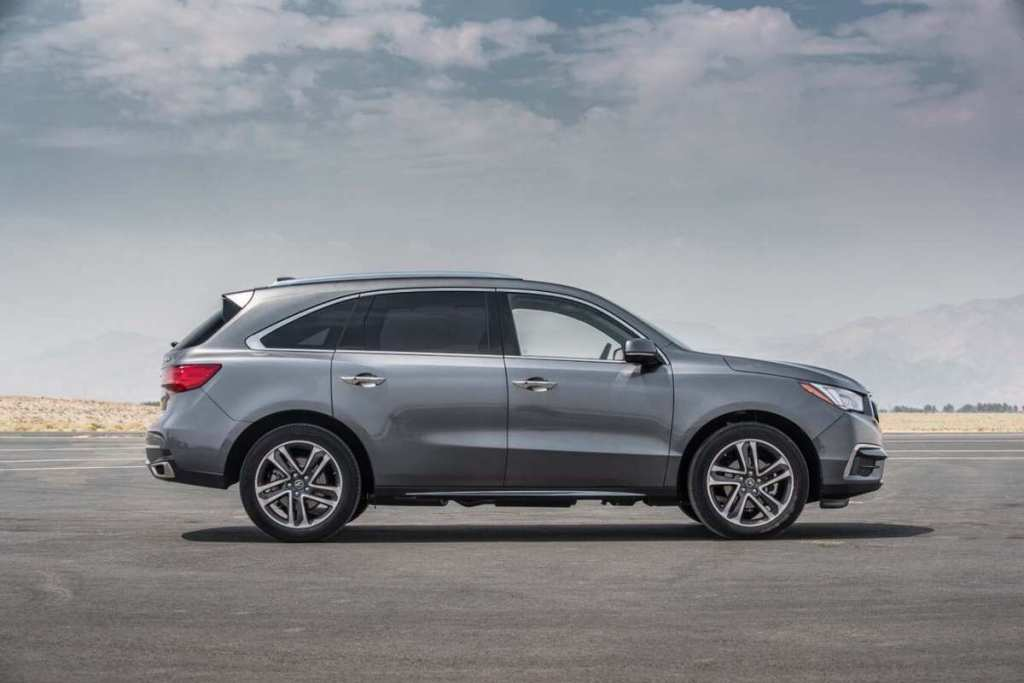 Conoce la inigulable ACURA MDX