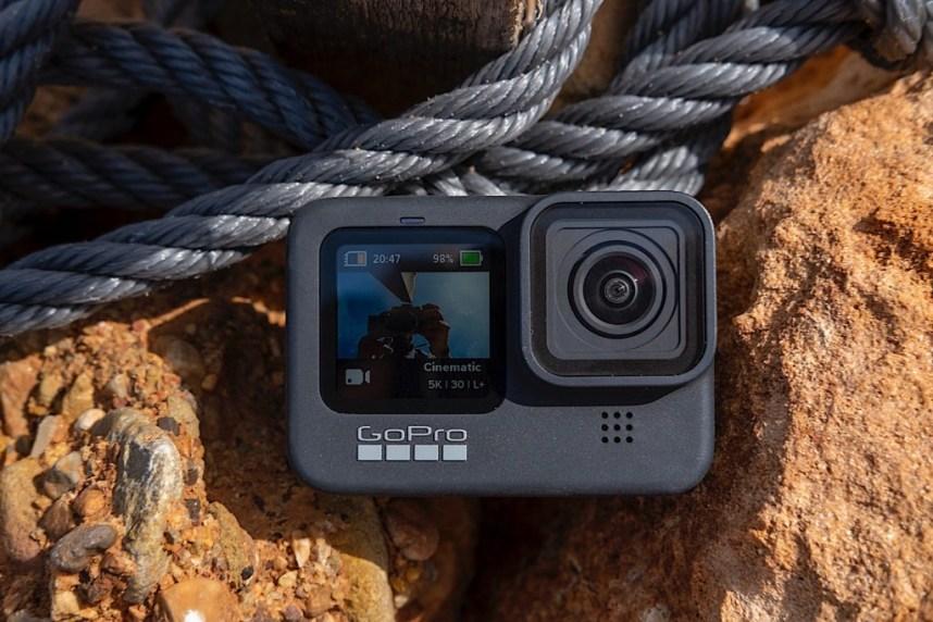 GoPro presenta la Hero9 Black con video 5K, Hypersmooth y mucho más