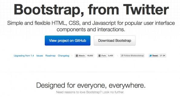 Bootstrap Start