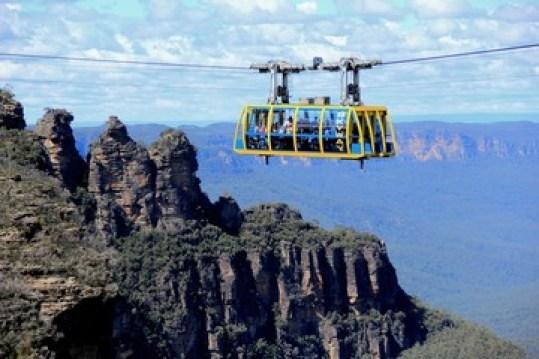 Three sisters, Blue mountains Australia