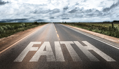When you are going through your storms, are you faithful to God?
