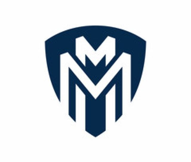 Mm Shield Vector Logo Icon