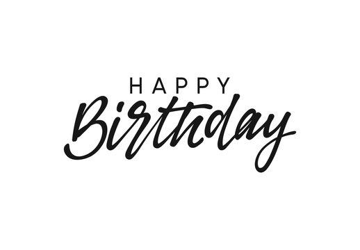 53 972 Best Happy Birthday Font Images Stock Photos Vectors Adobe Stock