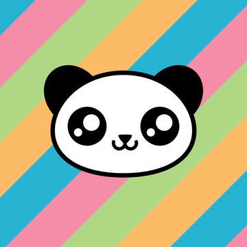 4 329 Best Kawaii Panda Images Stock Photos Vectors Adobe Stock