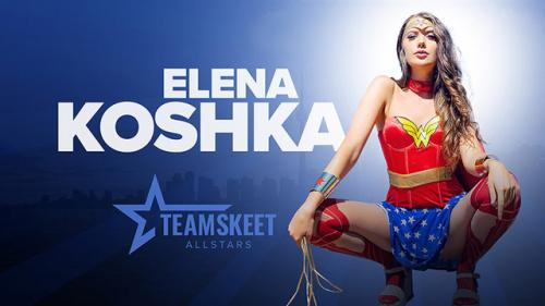 Team Skeet All Stars - Elena Koshka - A Night with Wonder Woman