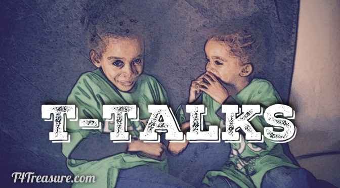T-Talks: Two Moms