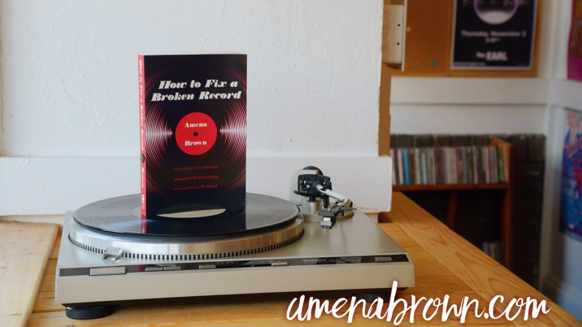 Broken Records and Sista Friends: How to Fix a Broken Record Book Review