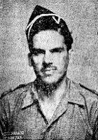 Teniente JULIO CABALLERO