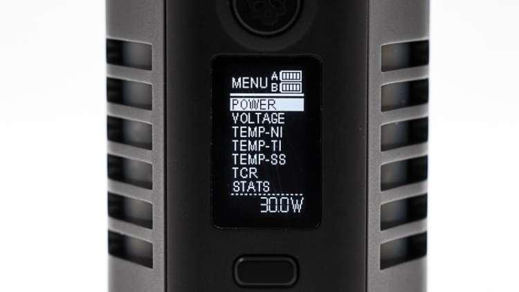 Les modes de la Box Odin 200W