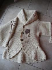 cappotto, aquilana, crochet, barbara fiorentini