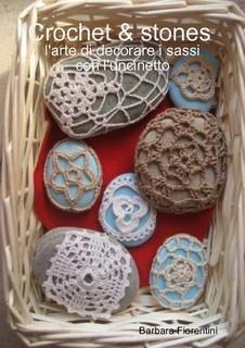 crochet & stones, eBook, Facebook