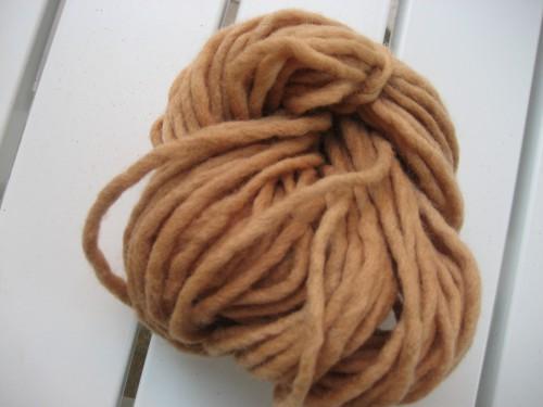 tintura lana, laquilana, barbara fiorentini, cannella