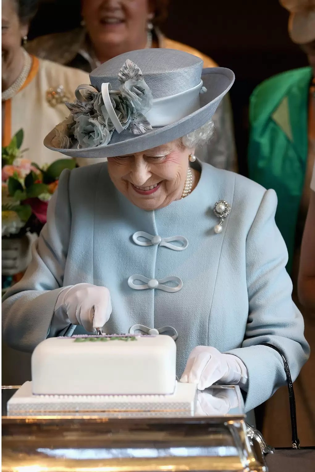 Queens Birthday Cake And Her Other Favourite Cakes Tatler