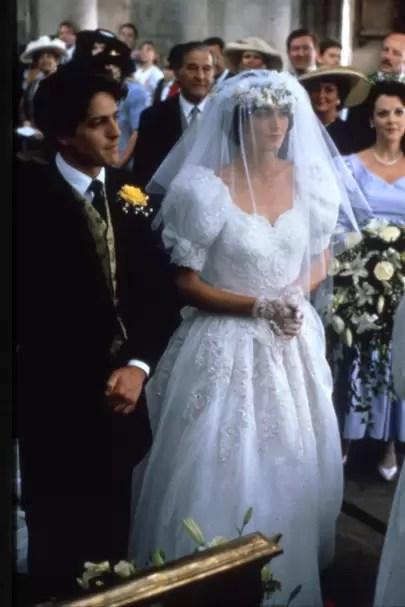 Meghan Markle Wedding Dress Best Movie Wedding Dresses