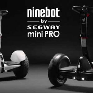 MiniPRO (Ninebot by Segway) : Avis et Test Vidéo - Gyropode