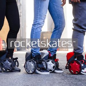 Rocketskates Acton R10 : Avis et Test Vidéo - Roller électrique