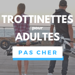Trottinette électrique pour Adulte PAS CHER