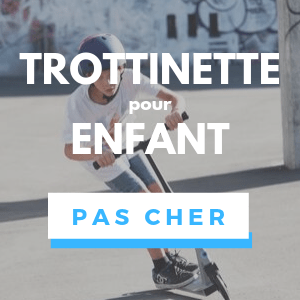 Trottinette électrique pour Enfant PAS CHER