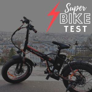 SuperBike de Wegoboard : Avis, Test et Meilleur prix – Vélo électrique