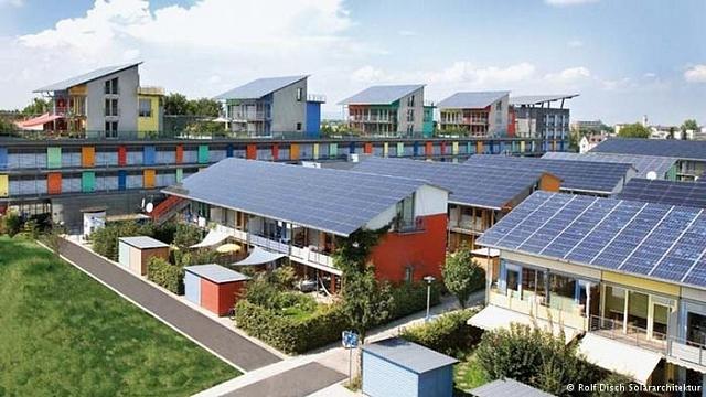 З кожним роком у Польщі вигідніше будувати енергоефективні будинки