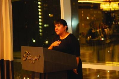 Debra Guerrero, TAAHP 2018 President