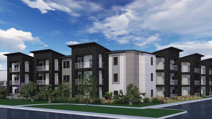 Avanti at Greenwood Affordable Senior Housing