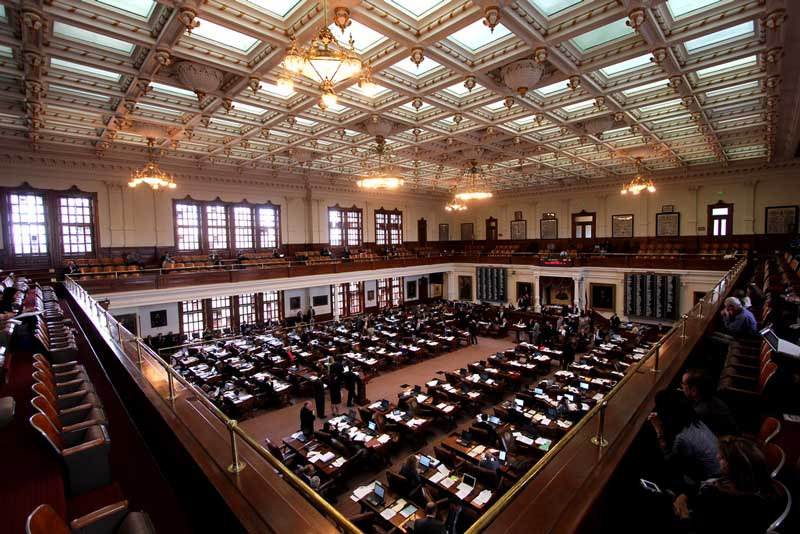 Texas House and Senate release their 2019 Interim Legislative Charges