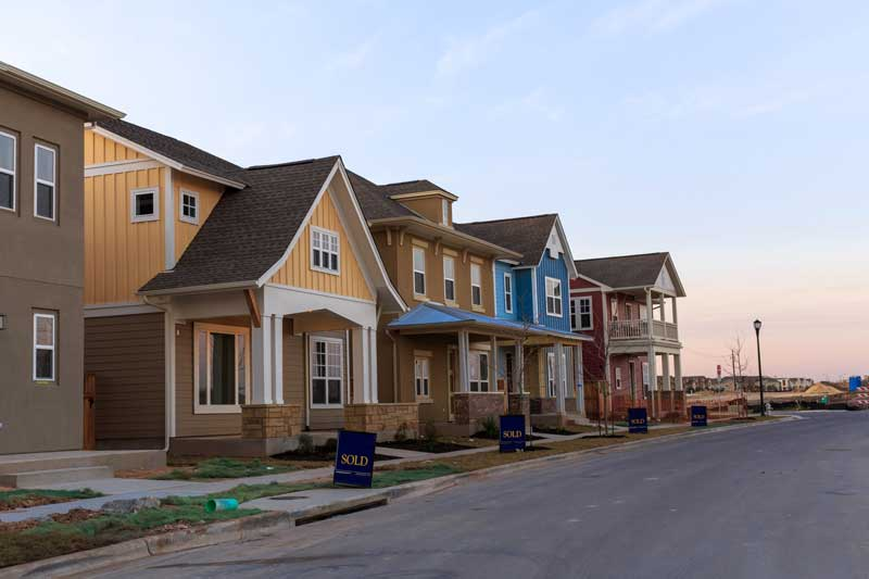 Townhomes Austin