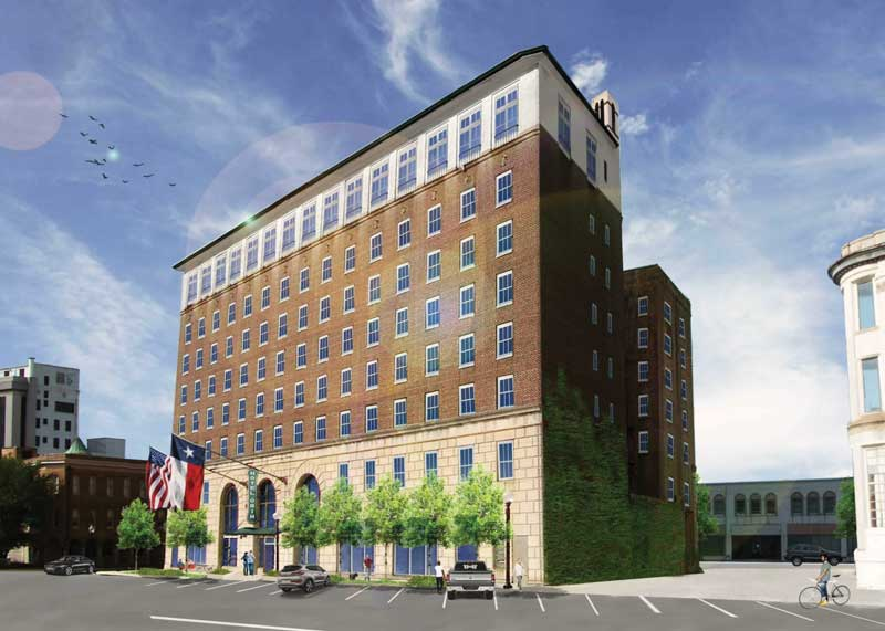 Hotel Grim Redevelopment