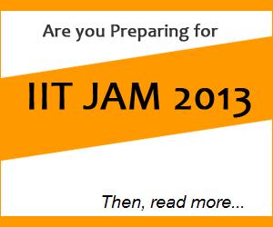 IIT-JAM Exam