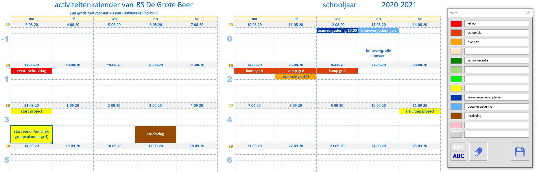 activiteitenkalender2