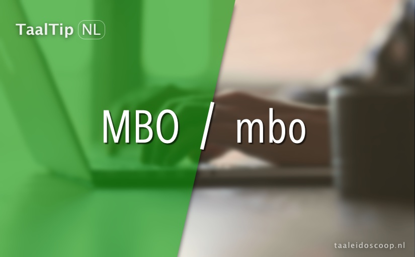 MBO vs. mbo