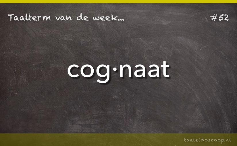 TVDW: Cognaat