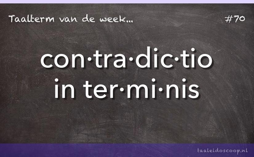 TVDW: Contradictio in terminis