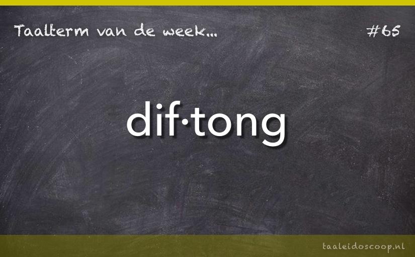 TVDW: Diftong