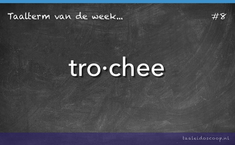 TVDW: Trochee