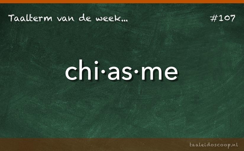 TVDW: Chiasme