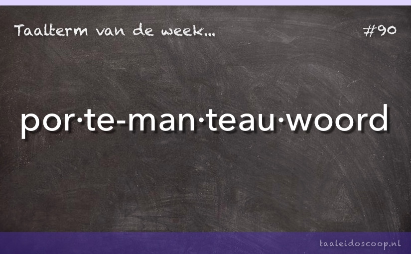 TVDW: Porte-manteauwoord