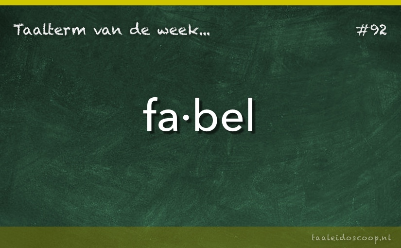 TVDW: Fabel
